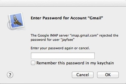 how to change my yahoo password on mac