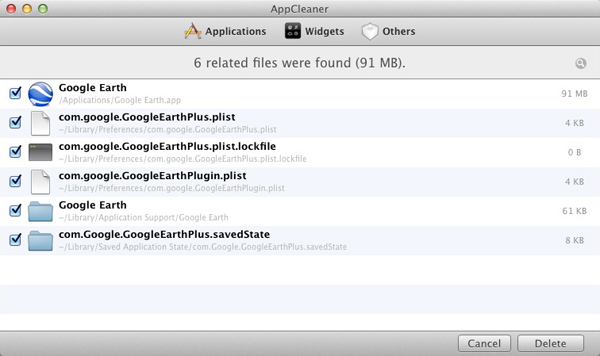 how to delete a mac app for good