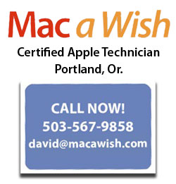 Mac-A-Wish Portland, Or.