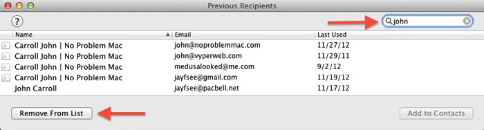 how to delete mail mac