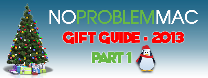 No Problem Mac - Gift Guide For 2013