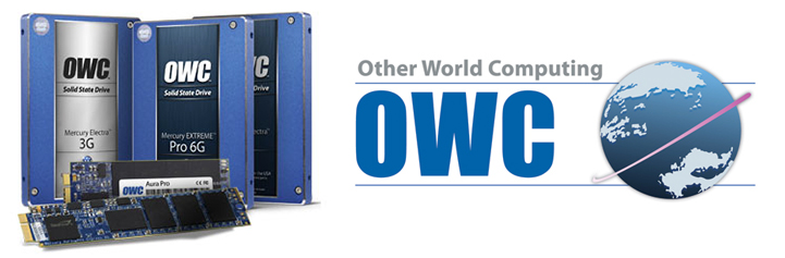 OWC Solid State Drives For the Mac