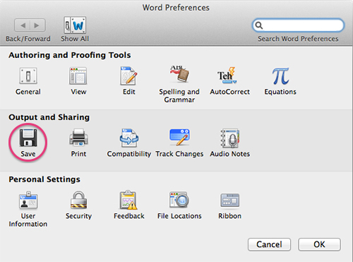 save docx as pdf mac