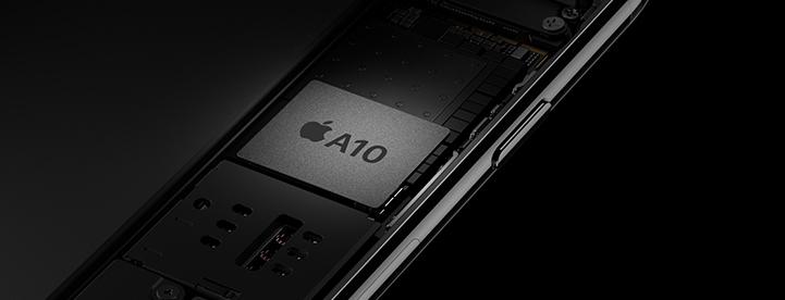 iPhone 7 - A10 Fusion Processor