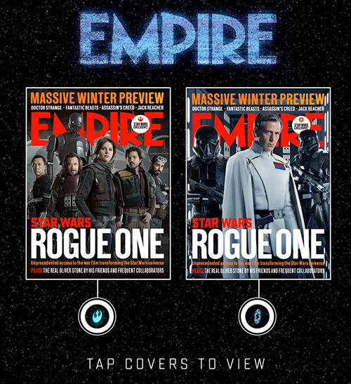 Empire Movie Magazine iPad Multiple Covers
