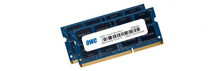 OWC Memory RAM upgrade