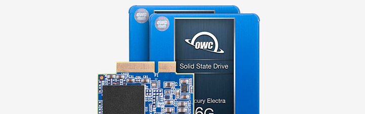 OWC SSD Upgrade