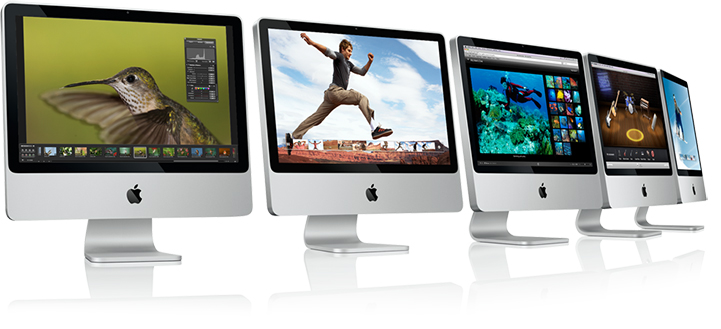 Apple iMac Upgrade options