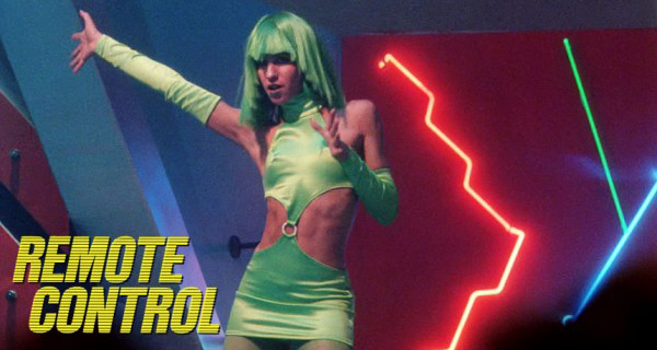Remote Control App - Exotic Green Dancer