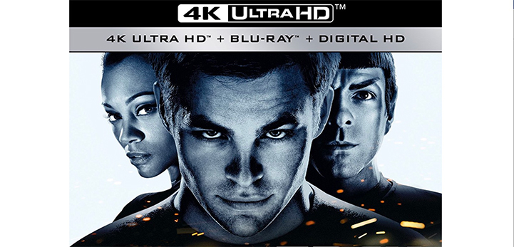 Star Trek in 4K Ultra HD