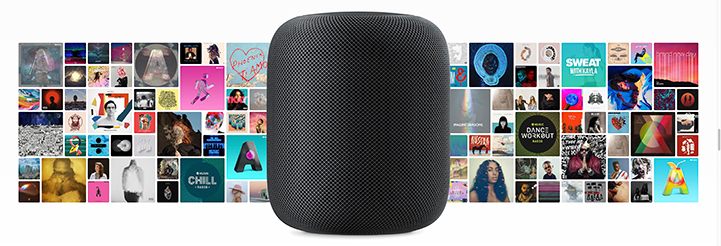 Apple HomePod and Apple Music