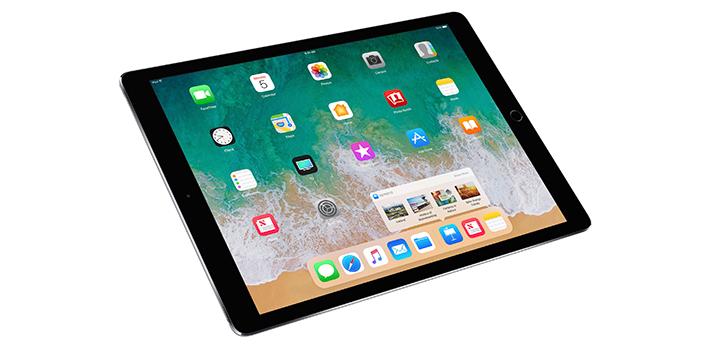iOS 11 New Dock