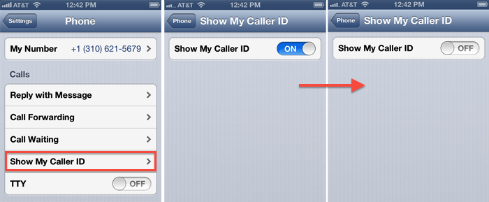 block caller id on iphone inobody blocking caller id on the iphone no problem 16725