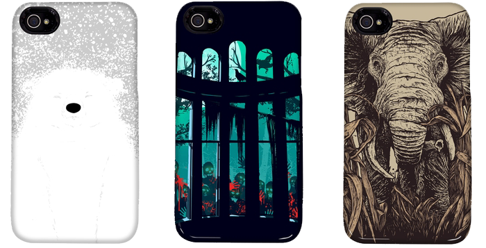 iphone won t sync threadless t shirts and now 300 custom iphone cases 5679