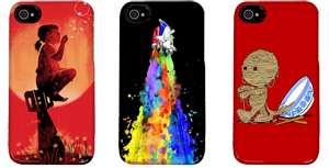 Thumbnail image for Threadless – T-Shirts… And Now Over 300 Custom iPhone Cases