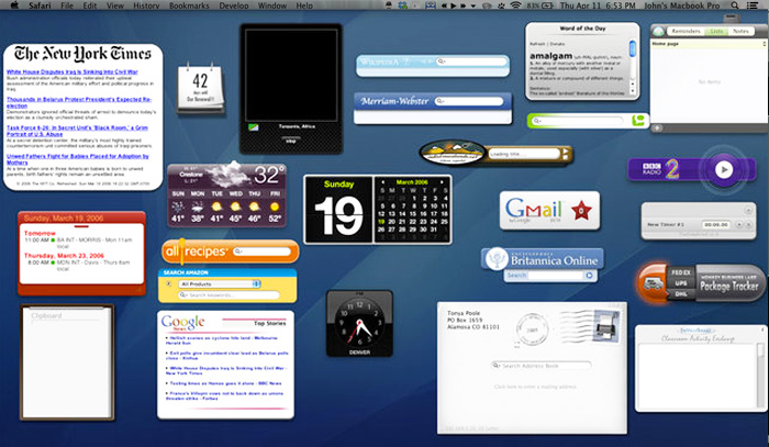 How To Remove Items From Dashboard On Macbook Pro How to