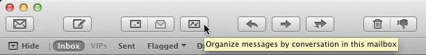 Mac Mail ToolTip