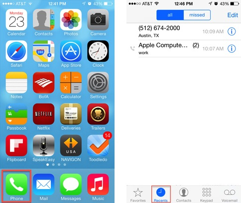 iphone won t sync how to block calls texts and facetime in ios7 no 5679