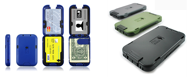 FlipSide Wallet - 3X and Strata