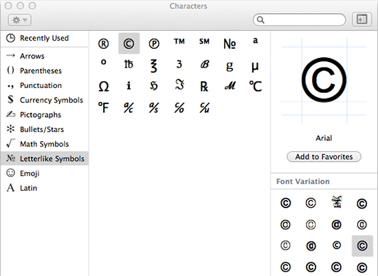 Character Map Mac How To… Type Special Characters And Symbols On Your Mac | No