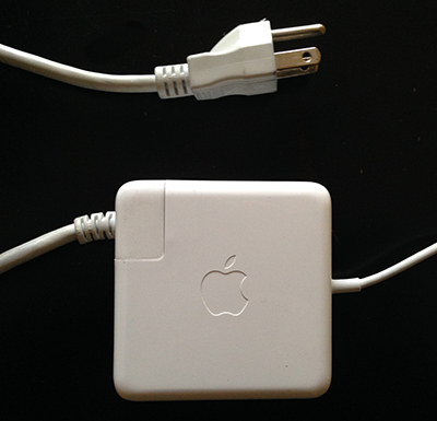Apple MagSafe Power Adapter - Charger Cable Added