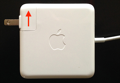 Apple MagSafe Power Adapter - Pull Plug