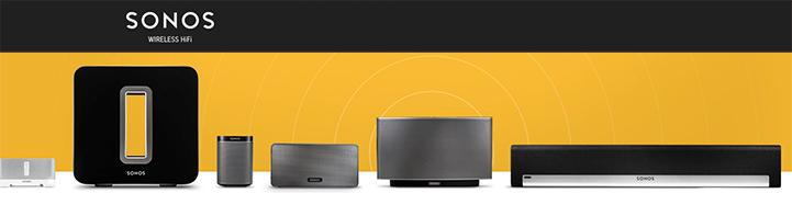 Sonos Wireless Sound System