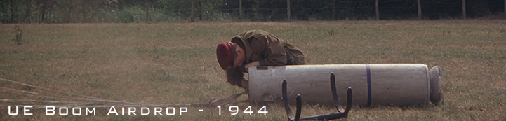 UE Boom - Arnhem Airdrop 1944