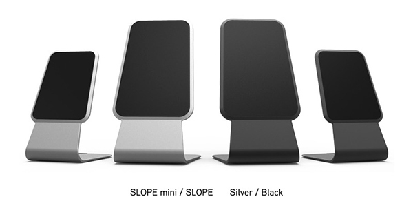 Slope for iPhone and iPad - Size and Colors
