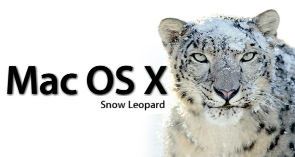 Updating imac to snow leopard