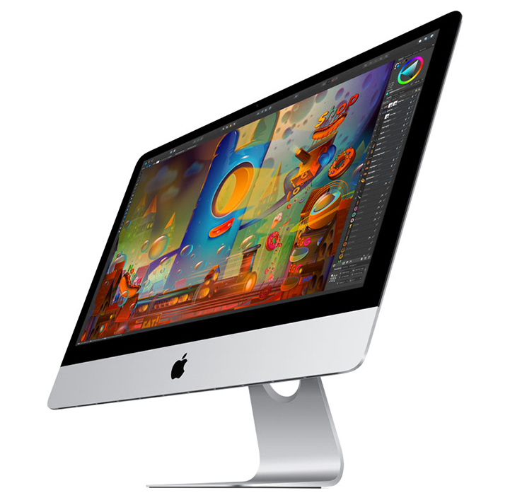Apple 2015 iMac - Amazing Retina Display With Extended Gamut