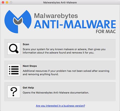 Malwaware Bytes Anti Hacked