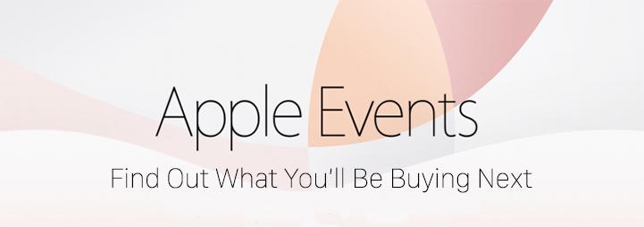 Apple Event 03/21/16