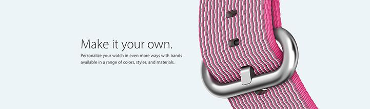 Apple Watch Nylon Bands