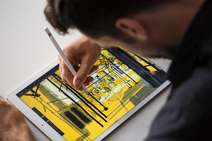 "iPad Pro 12.9"" Sketch"