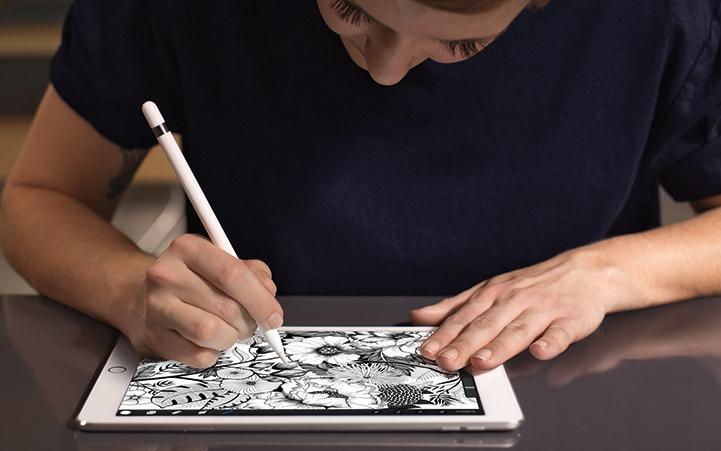 """iPad Pro 9.7"""" Artist"""