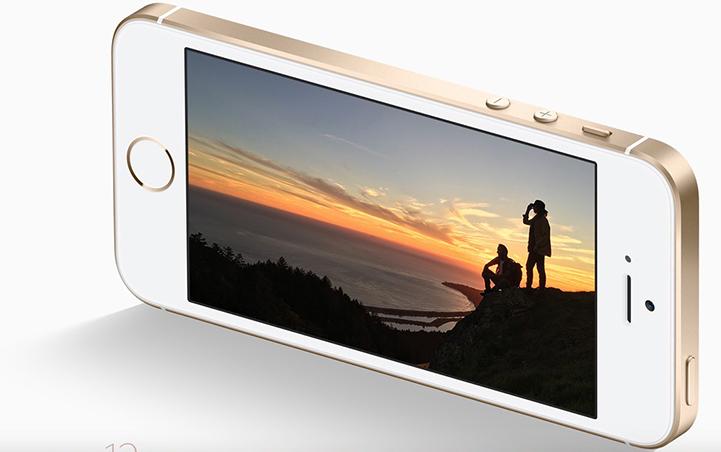 iPhone SE 12MP Camera