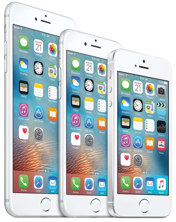 iPhone SE Compared