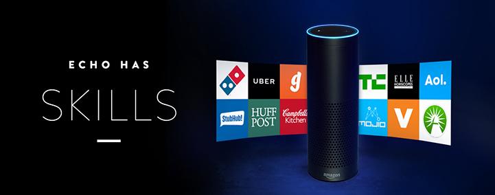 Amazon Echo's Mad Skills