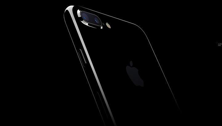 iPhone 7 - Jet Black