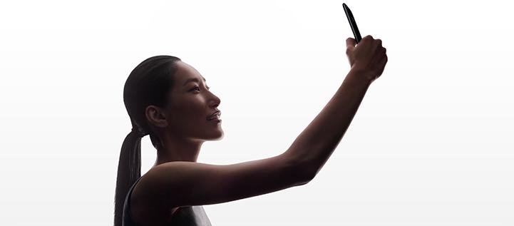 iPhone 7 - Selfie