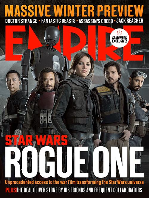 Empire Movie Magazine iPad Rogue One