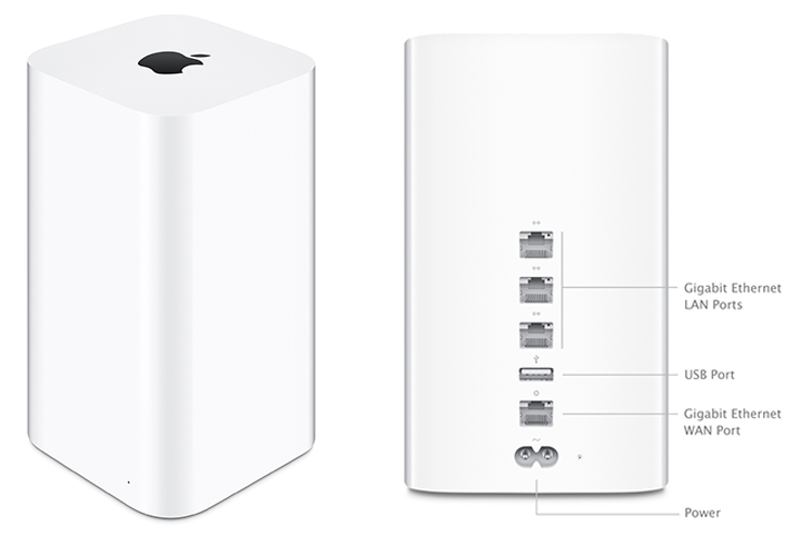 Gifts 2016 - Apple Airport Extreme