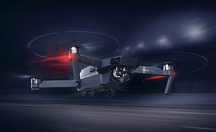 Gifts 2016 - DJI Mavic Pro 4K Drone