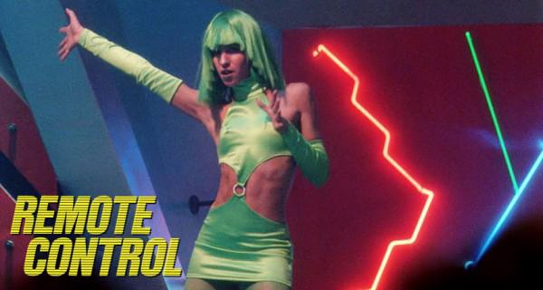 Remote Control App - Exotic Green Dancer