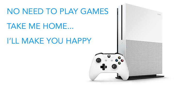 Xbox One S 4K Blu ray