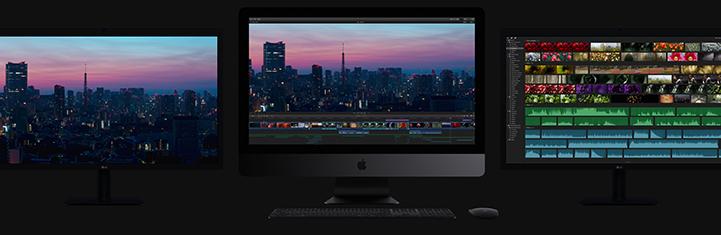 2017 Apple iMac Pro Amazing Connection Capabilities