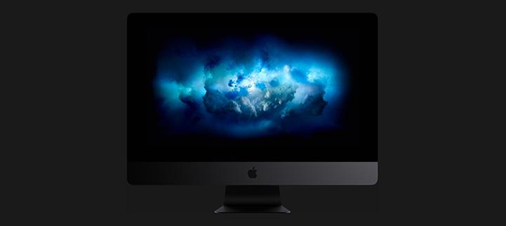 2017 Apple iMac Pro Hero