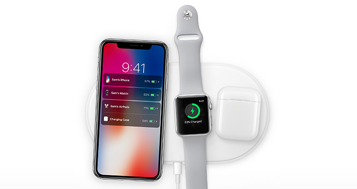iPhone X Airpower Charging Mat