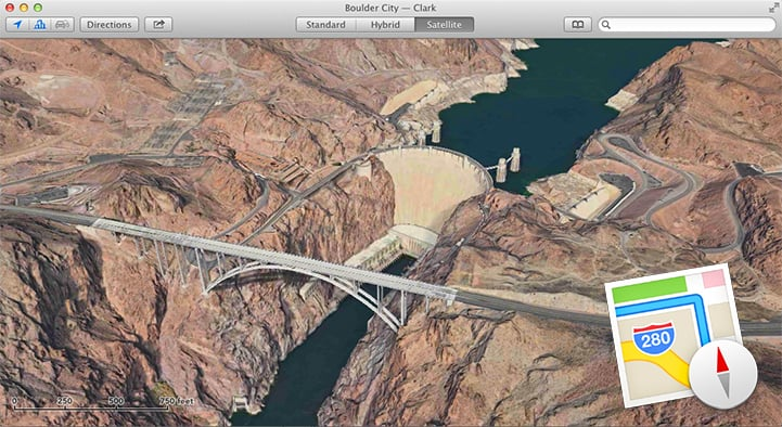 Your Complete Guide To… Maps on The Mac – Part 2